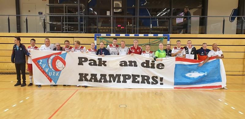 ZVV Urk/Bakkerij de Kof 1 wint ook tweede uitduel in Eerste Divisie