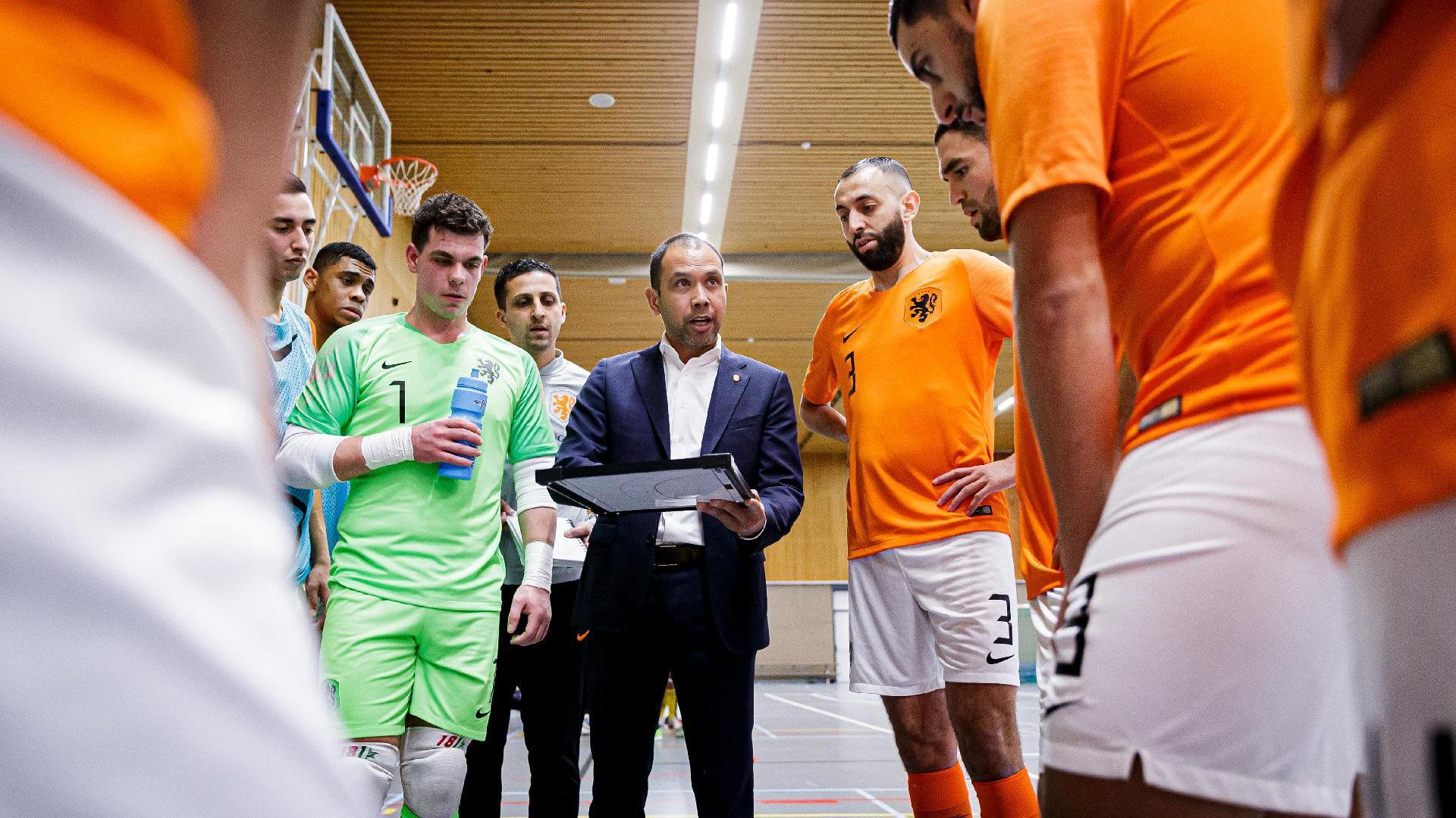Tjaden maakt selectie bekend voor duels tegen België en Litouwen