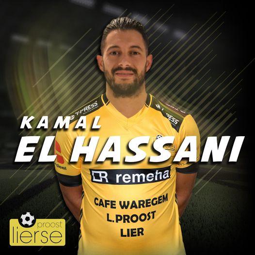 Vzw Renolim haalt 3e aanwinst binnen: Kamal El Hassani