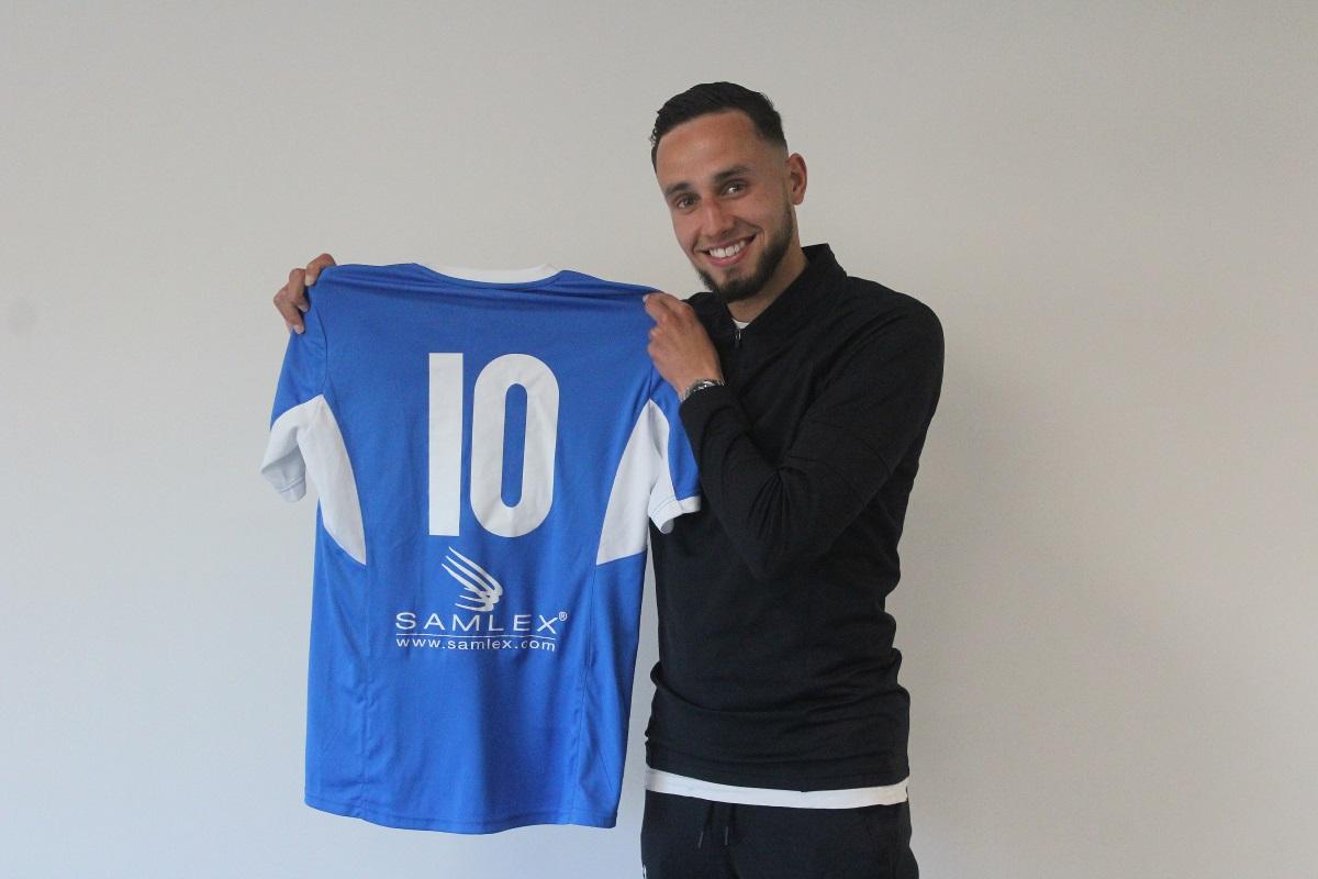 FC Marlène blij met terugkeer Younes Daari