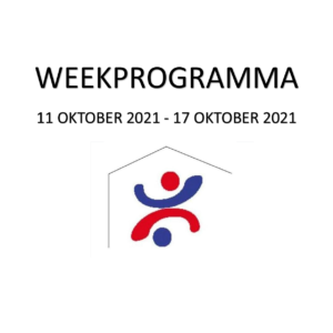 Weekprogramma (11 okt - 17 okt)